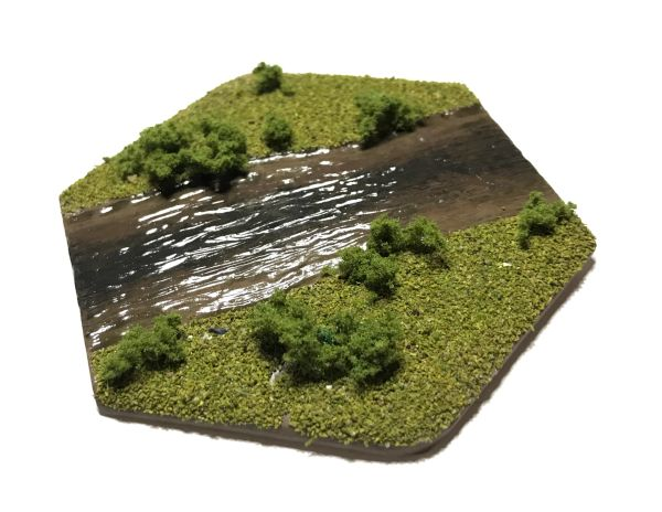 Hex River (straight) Tile Topper