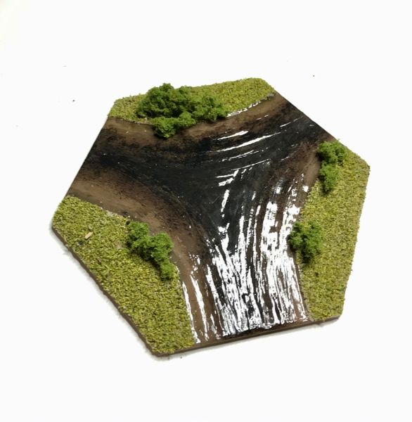 Hex River (Forked) Tile Topper