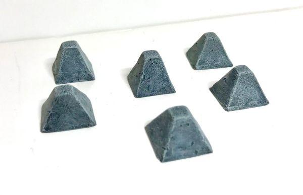 20mm Dragons Teeth (pack of 12) lo
