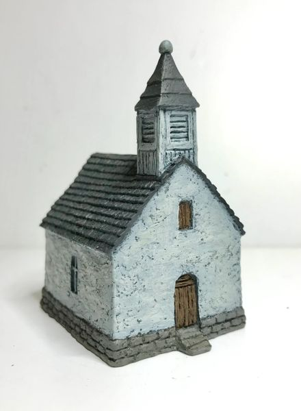 10mm READY PAINTED Small Chapel