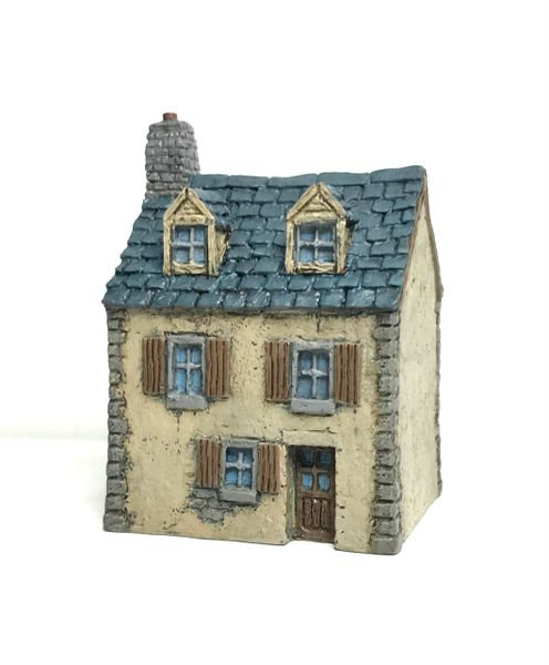 10mm READY PAINTED European Townhouse #4