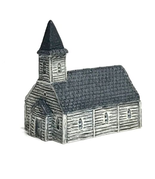 (6mm) READY PAINTED Timber Chapel