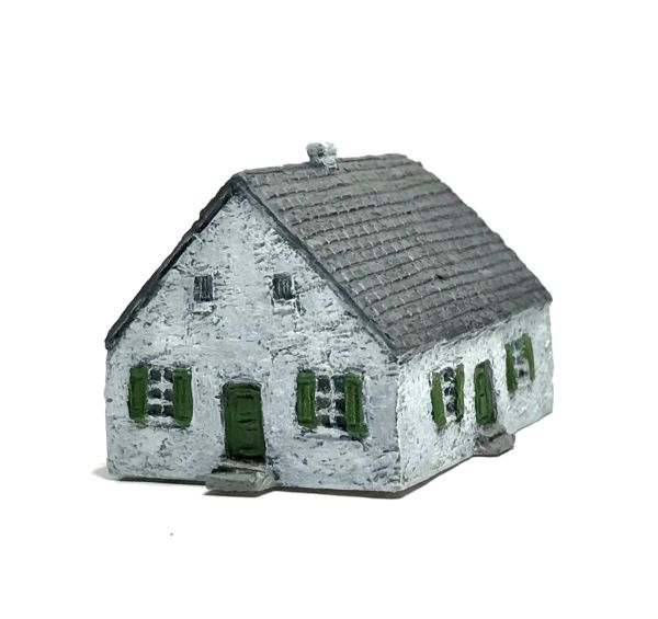 (6mm) READY PAINTED Dunker Church