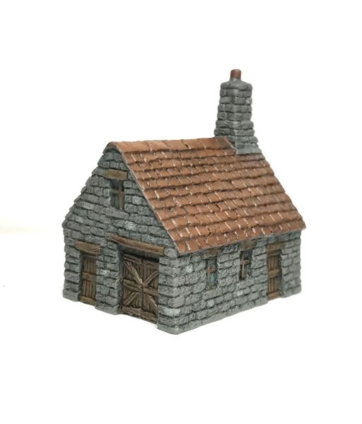 10mm READY PAINTED Small Workshop