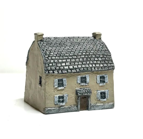 (6mm) READY PAINTED European Townhouse #1