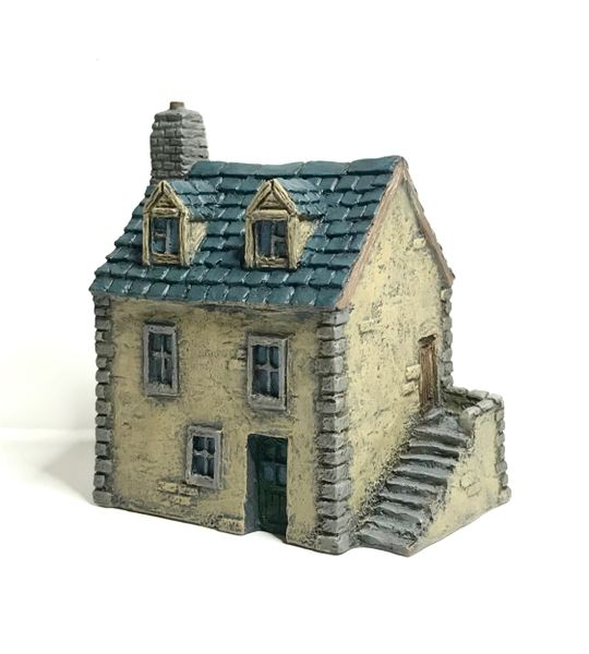 10mm READY PAINTED European Townhouse #1