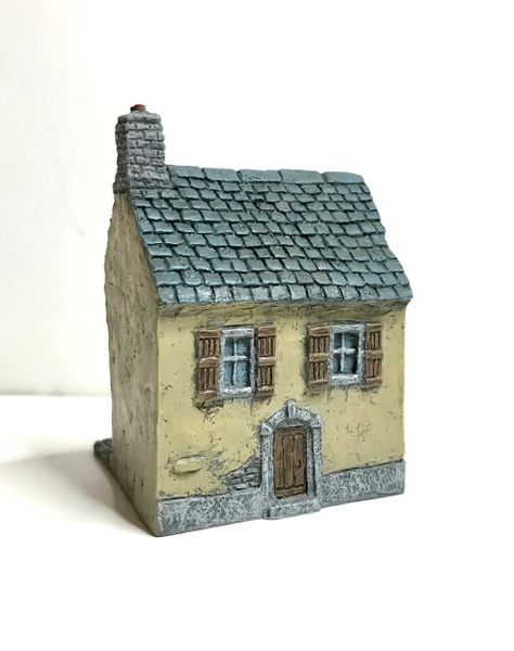 10mm READY PAINTED European Townhouse #2