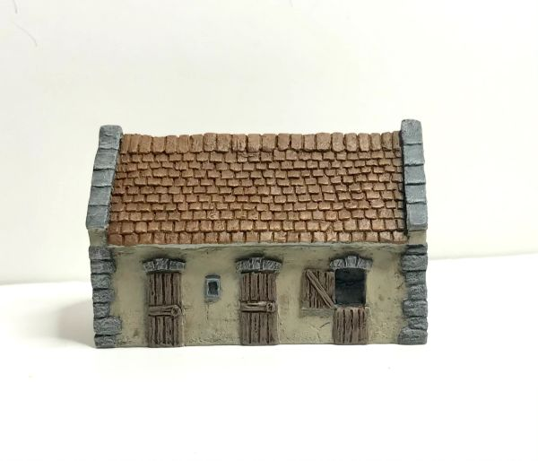 10mm READY PAINTED Stable Block