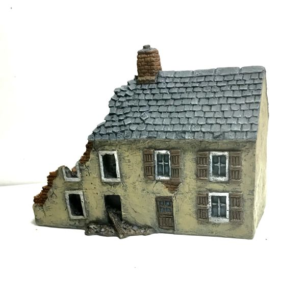 10mm READY PAINTED Terrace Ruin