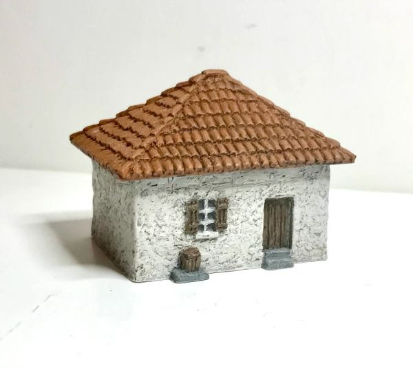 10mm (SOLD) Ready Painted Small Mediterranean (#1)
