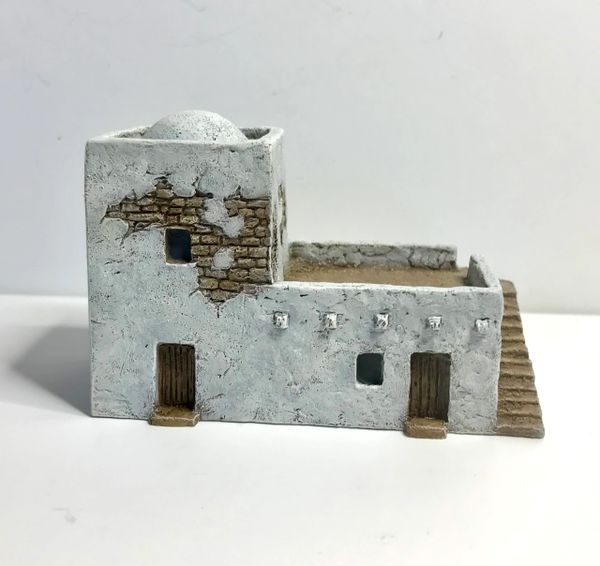 10mm Desert Adobe with Dome