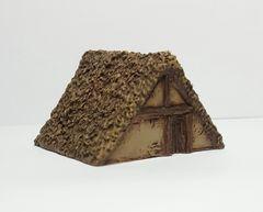 (6mm) Dark Age Pit House (6B017)