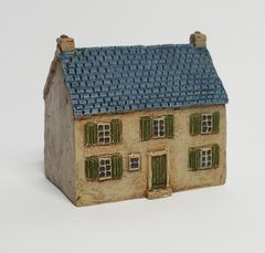 (6mm) Normandy Townhouse (6B018)