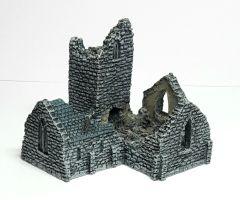 (6mm) Church Ruin (6B021)
