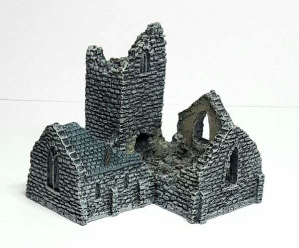 (6mm) Church Ruin (6B021)
