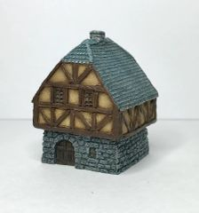 (6mm) Tiled Merchants House (6B029)
