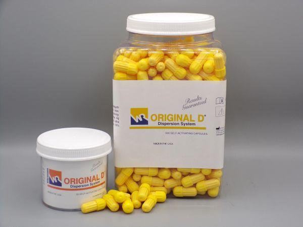 Original D Amalgam- 3 Spill Regular Set 5 min Self Activating Capsules