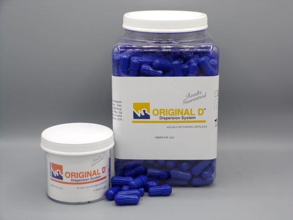 Original D Amalgam- 2 Spill Regular Set 5 min Self Activating Capsules