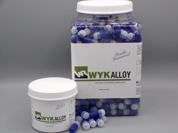 Wykalloy Amalgam- 2 Spill Self Activating Capsules