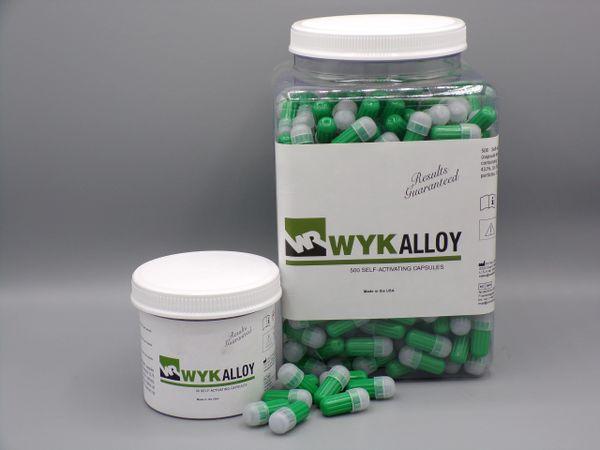 Wykalloy Amalgam- 1 Spill Self Activating Capsules