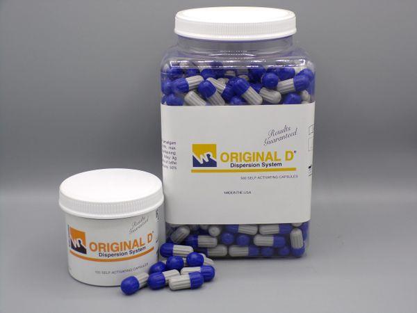 Original D Amalgam - 2 Spill Extra Fast Set 3 min Self Activating Capsules