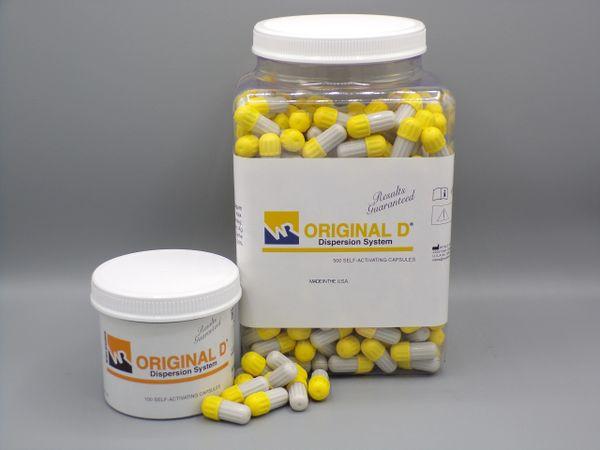 Original D Amalgam- 3 Spill Fast Set 4 min Self Activating Capsules