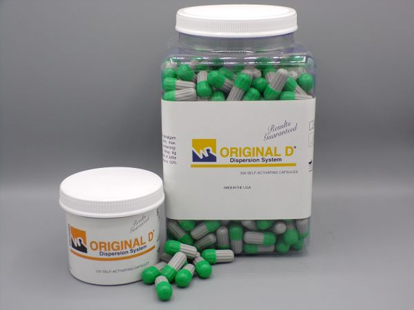 Original D Amalgam - 1 Spill Extra Fast Set 3 min Self Activating Capsules