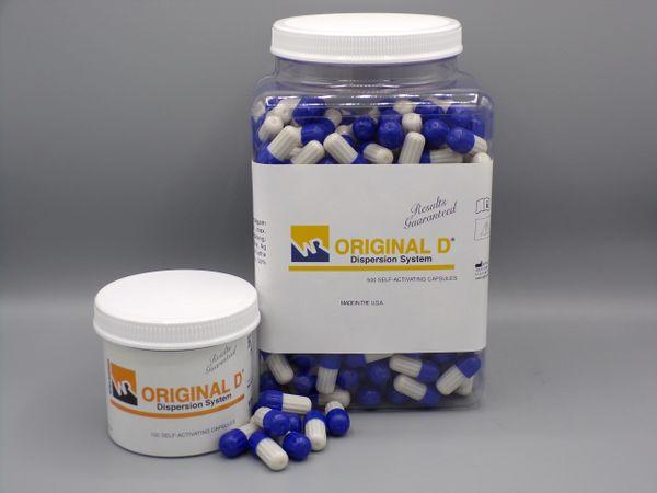 Original D Amalgam- 2 Spill Fast Set 4 min Self Activating Capsules