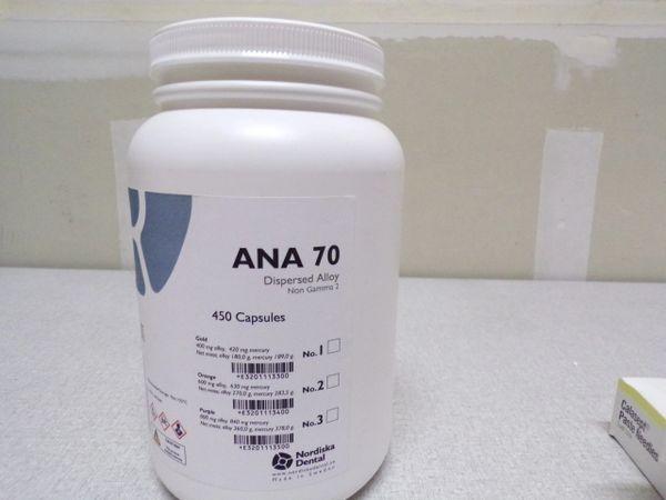 ANA 70 2 SPILL 450 CAPS