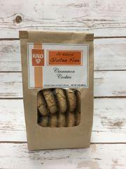 Gluten Free Cinnamon Cookies (Snickerdoodles)
