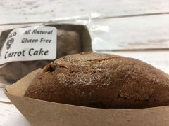Gluten Free Mini Carrot Loaf