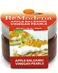 ReModena Apple Balsamic Vinegar Pearls