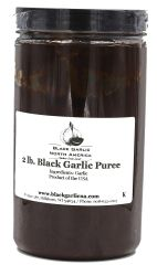 Black Garlic Pureed (2 LB Food Service)