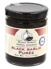 Black Garlic Puree -North American Sourced