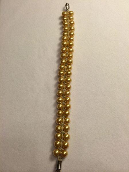 7 inch Bracelet Light Gold