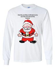 Santa Apologizes