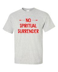 No Spiritual Surrender