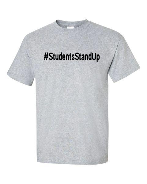 #StudentsStandUp