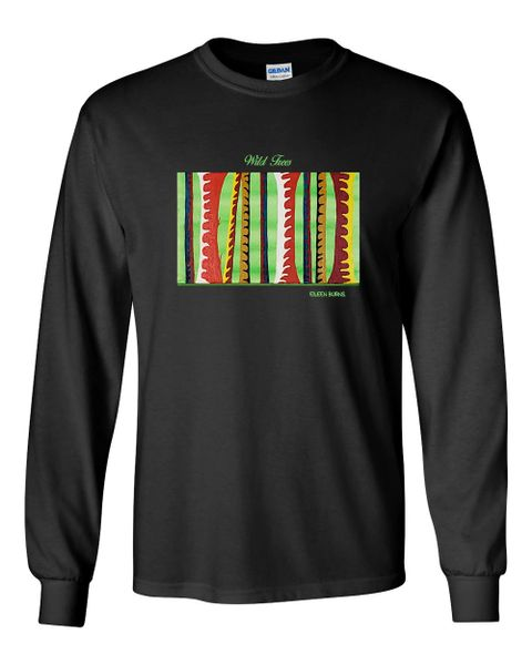 Wild Trees Long Sleeve Shirt