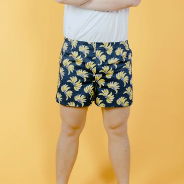 Jimmy Jammys Go Ape Sleep Shorts and boxers