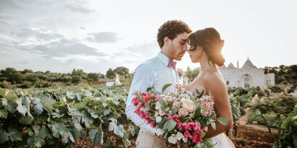 Rosa Aqua Weddings, Elopement in Puglia