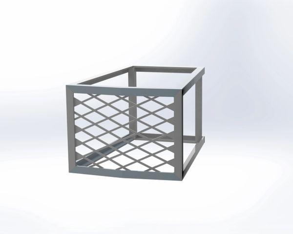 General Shale Versa-Lok® Cobble Fire Pit Vent - Frameless