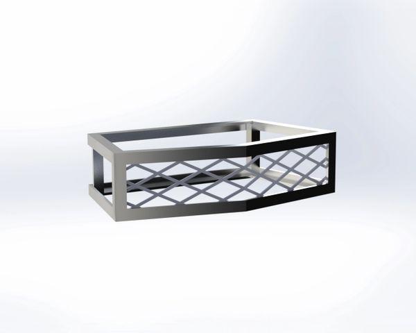 Rosetta® Hardscapes Belvedere Fire Pit Vents - Frameless