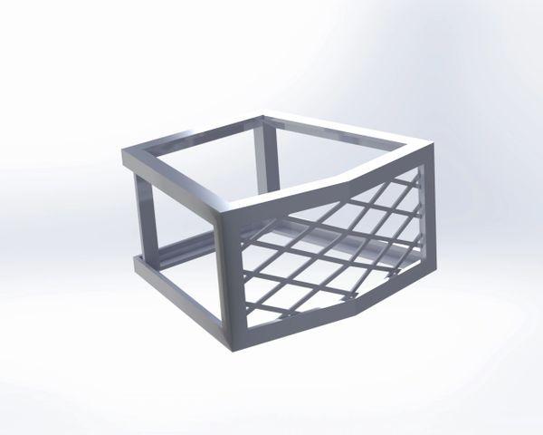 Basalite® Grand Fire Ring Vent - Frameless