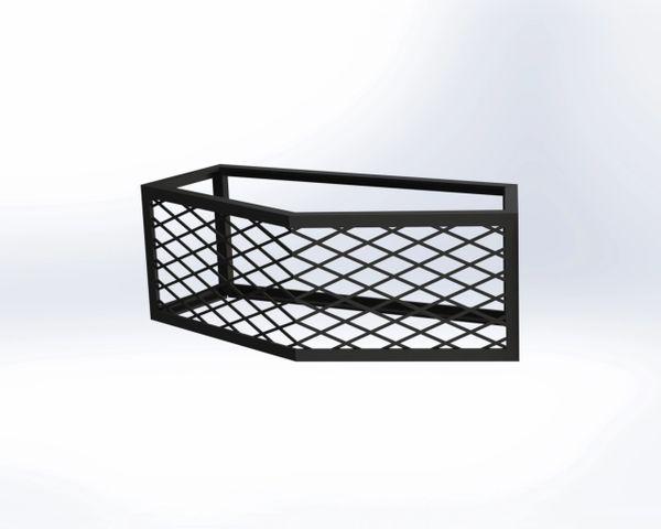 Pavestone® Rockwall® Large Fire Pit Vents - Frameless