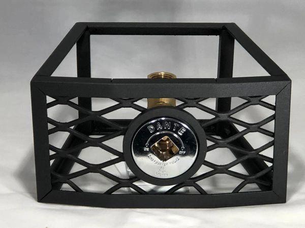 Basalite® Grand Fire Ring Vent w/gas valve mount - Frameless