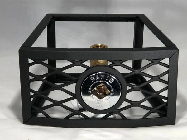 Belgard® Countryside™ Fire Pit Vent w/gas valve mount - Frameless