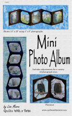 Mini Photo Album