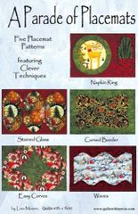 Parade of Placemats Download Pattern