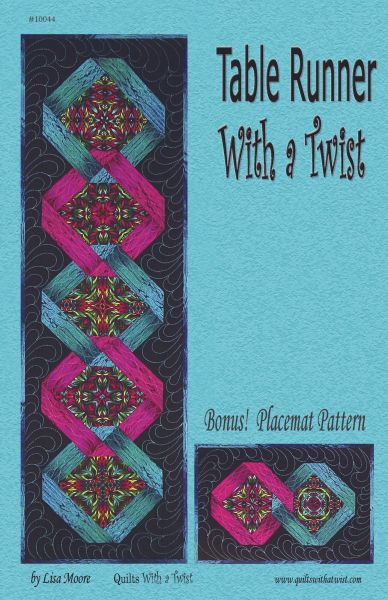 Table Runner with a Twist Download